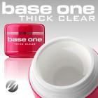 Gel Base One Thick Clear 50g, skaidrus gelis formavimui