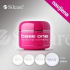Base One Bianco Estremo W4 50g, baltas gelis