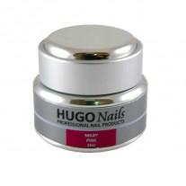 "HUGO Nails ""Milky pink"" rožinis gelis 15ml"