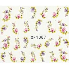 Lipdukai nagams XF1067
