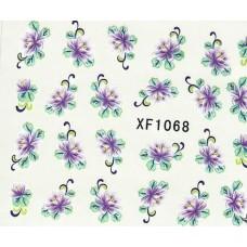Lipdukai nagams XF1068