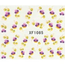 Lipdukai nagams XF1085