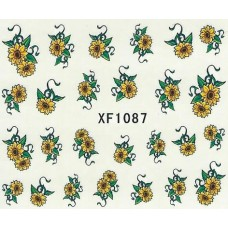 Lipdukai nagams XF1087