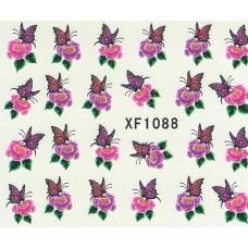 Lipdukai nagams XF1088