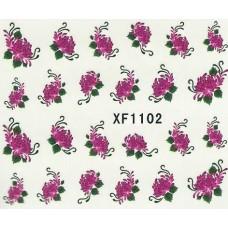 Lipdukai nagams XF1102