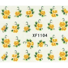 Lipdukai nagams XF1104