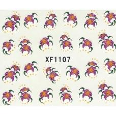 Lipdukai nagams XF1107
