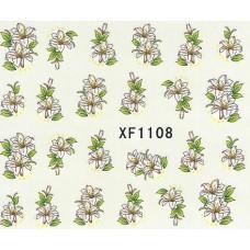 Lipdukai nagams XF1108