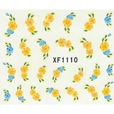 Lipdukai nagams XF1110