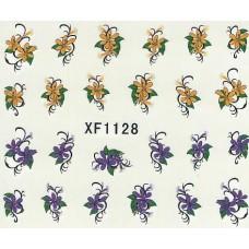 Lipdukai nagams XF1128