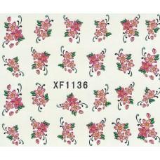 Lipdukai nagams XF1136