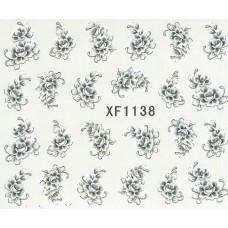 Lipdukai nagams XF1138