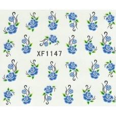 Lipdukai nagams XF1147