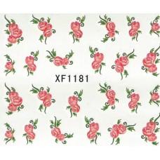Lipdukai nagams XF1181