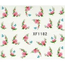 Lipdukai nagams XF1182