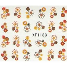 Lipdukai nagams XF1183