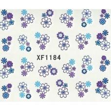 Lipdukai nagams XF1184