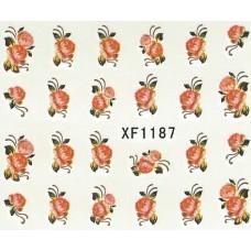 Lipdukai nagams XF1187