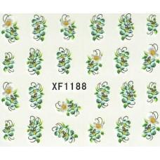 Lipdukai nagams XF1188