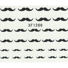 Lipdukai nagams XF1266