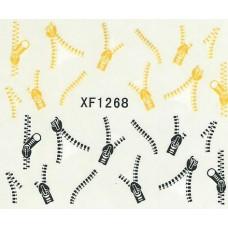 Lipdukai nagams XF1268