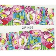 Lipdukai nagams XF1403