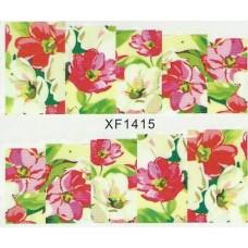 Lipdukai nagams XF1415