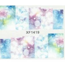 Lipdukai nagams XF1419