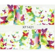 Lipdukai nagams XF1421