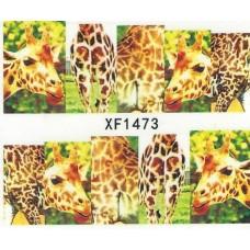 Lipdukai nagams XF1473