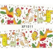 Lipdukai nagams XF1511
