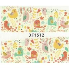 Lipdukai nagams XF1512