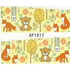 Lipdukai nagams XF1517