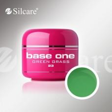 Base One Green Grass 5g, spalvotas gelis