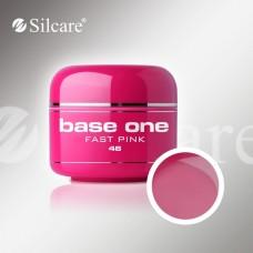 Base One Fast Pink 5g, spalvotas gelis