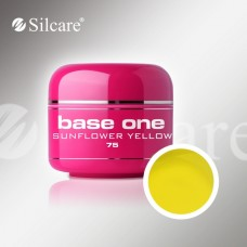 Base One Sunflower Yellow 5g, spalvotas gelis