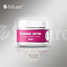 Gel Base One Thick Clear 250g, skaidrus gelis formavimui