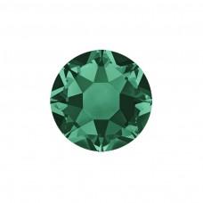 Kristalai Emerald ss6 - 50vnt