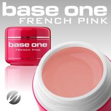 Base One French Pink 5g, rožinis gelis formavimui
