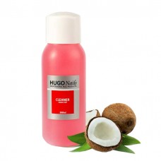 HUGO Nails Cocos Red gelio lipnumo valiklis 150ml.