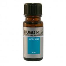 """HUGO Nails """"UV Top Shine"""" viršutinis gelio sluoksnis"""