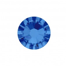 Kristalai Sapphire ss6 - 50vnt