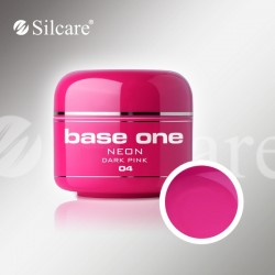 Base One Neon Dark Pink 5g, spalvotas gelis