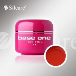 Base One Hot Fire 5g, spalvotas gelis