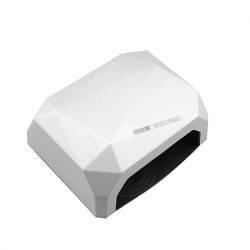 UV LED lempa 36W lempa Diamond2 LED AUTO Balta