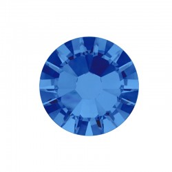 Kristalai Sapphire ss10 - 50vnt