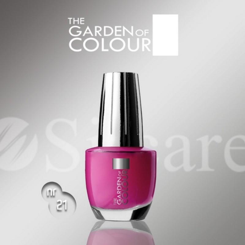 Garden Of Colour nagų lakas - 21