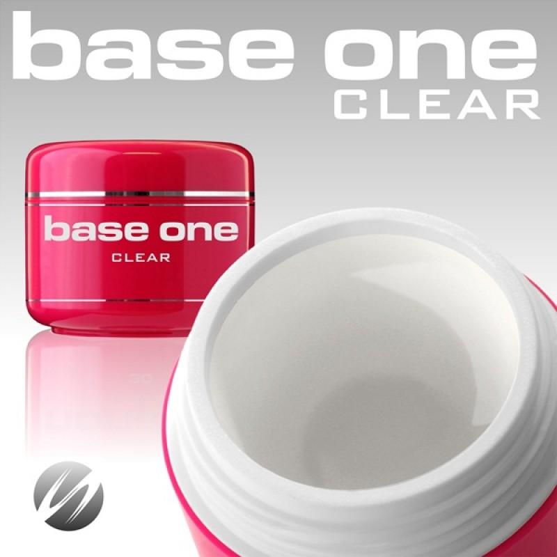 Gel Base One Clear, skaidrus gelis formavimui