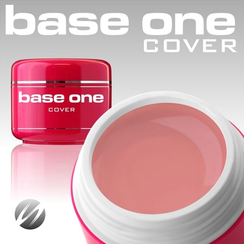 Base One Cover 50g, kamufliažinis gelis