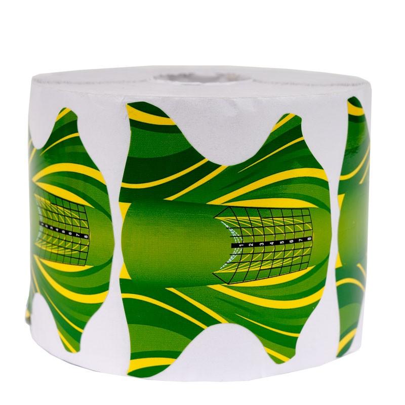 Nagų formelė, žalia rulonas